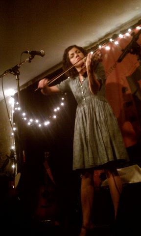 Carrie Rodriguez - Fiddle